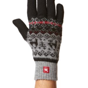 Norweger Handschuhe Alpaka